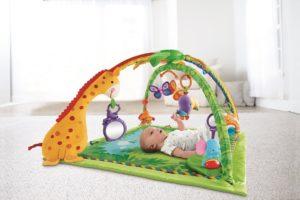 Erlebnisdecke, Babyspielzeug-Ideen