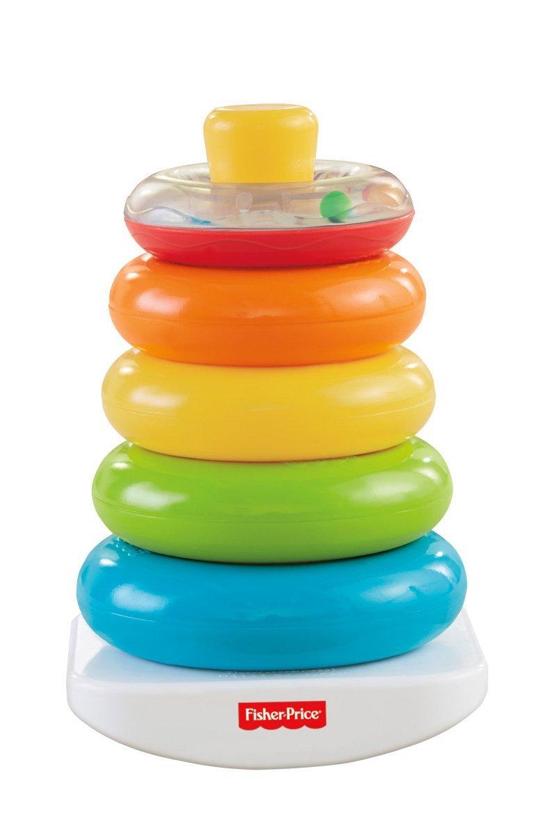 farbring-pyramide, Babyspielzeug