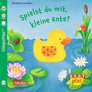 pixi-buch - Babyspielzeug-Ideen